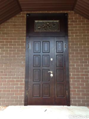двери входные в дом г сергиев посад