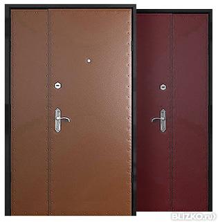 тамбурные железные двери от производителя на заказ
