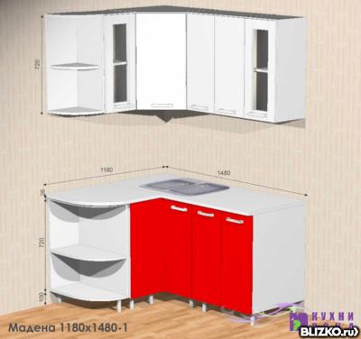 кухонные гарнитуры в новосибирске недорого с фото