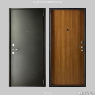 стальные двери в сергиевом посаде под заказ