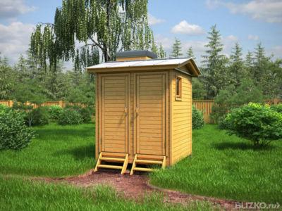 Душ и туалет для дачи в доме своими руками