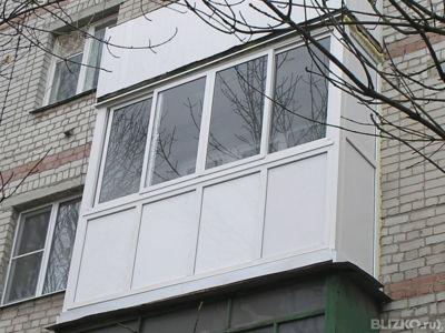 Остекление балконов и лоджий недорого в москве - oknaplas.